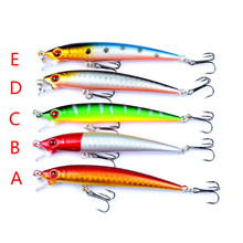1PCS 9cm 6g Minnow Fishing Lures Artificial Baits Swimbaits Fishing Hard Baits