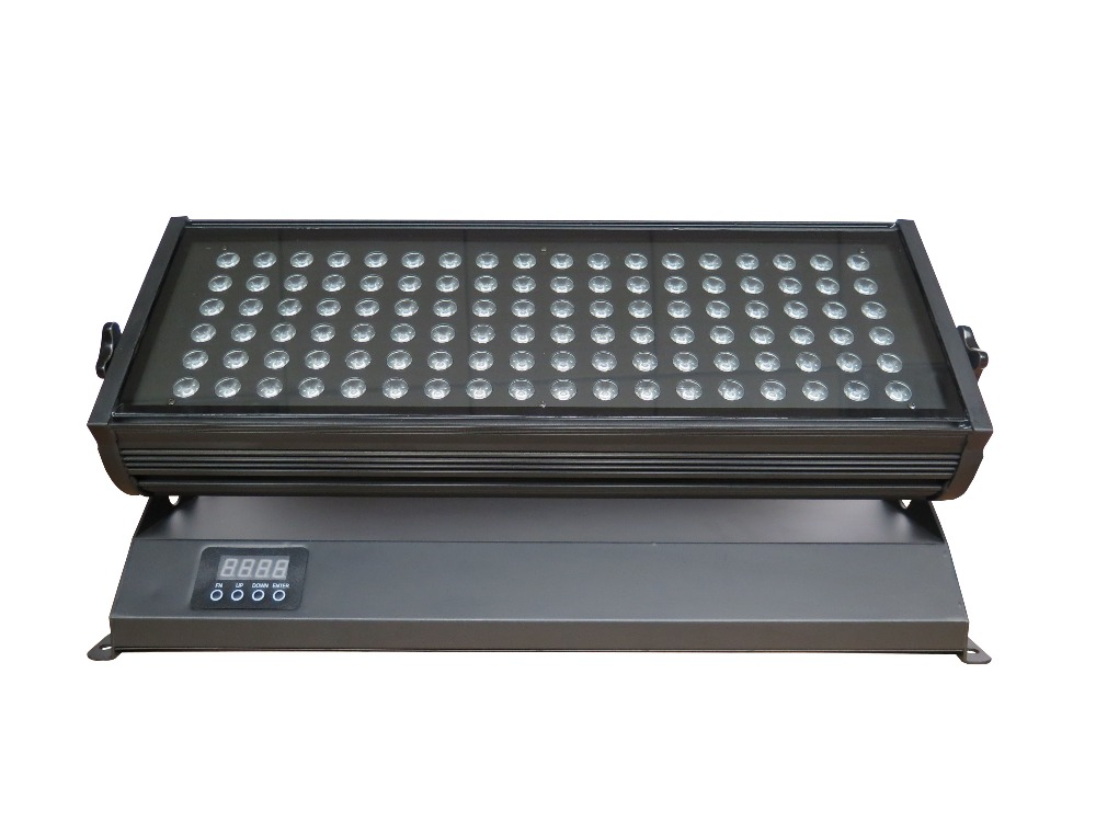 Lights & Lighting Commercial Lighting Search For Flights High Power Led Wall Washer Bar Light 108pcsx3w Rgb 3 In 1 Led Out Door Wall Wash Stage Lighting Ip65 Dmx12 Dj Equipment In Short Supply