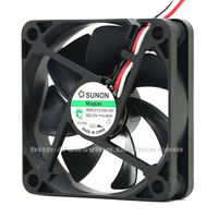Nuevo SUNON ME60151V3-000U-G99 12 V 12 V 0 9 W 6015 6 CM ventilador de refrigeración