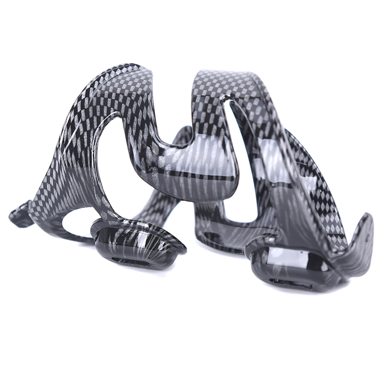 Bicycle Cycling Water Bottle Holder Cage Rack Mount Water Plastic Case Basket
