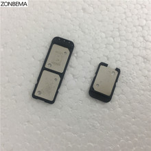 ZONBEMA SIM лоток держатель для карт Слот адаптер для sony Xperia XA Ultra F3211 F3213 F3215 C5 E5553 E5506 C6 F3215 F3216