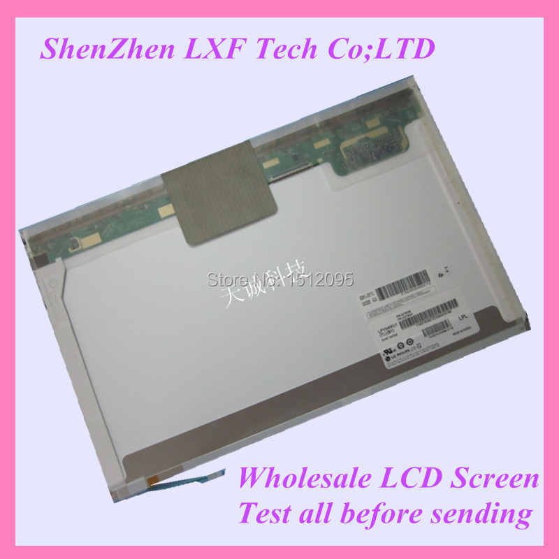ФОТО 15.4'' laptop lcd screen LP154WU2 FOR DELL M4400  1920*1200 2 CCFL