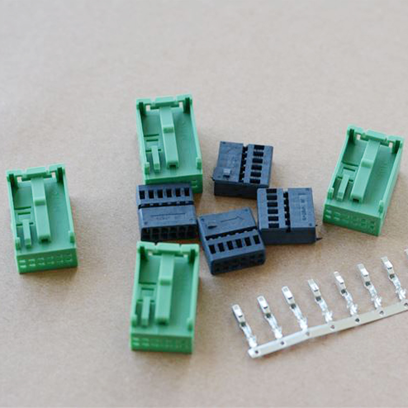 10 X AUX Cable Harness Wiring Terminal Block Socket Connector Pins ...