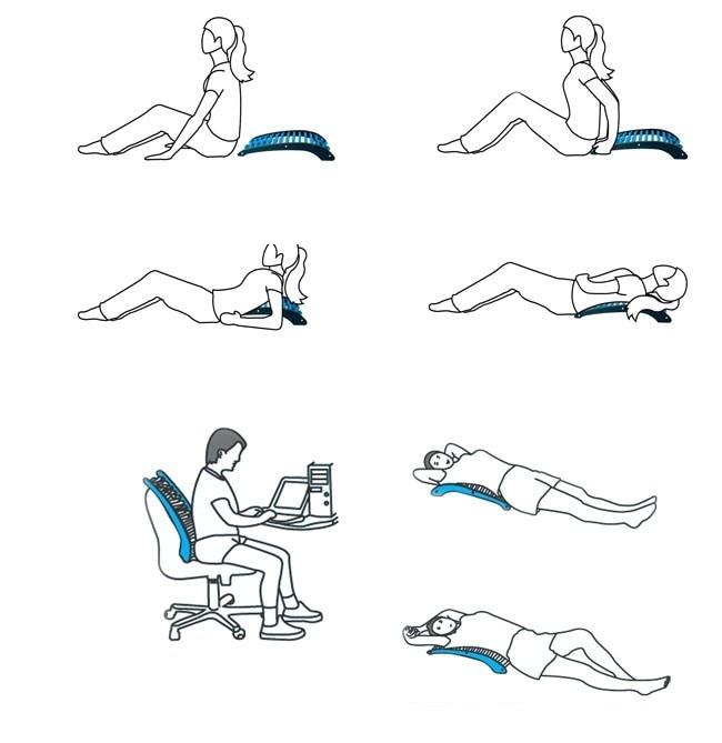 Da Dor Da Coluna Lombar Quiropraxia Massagem