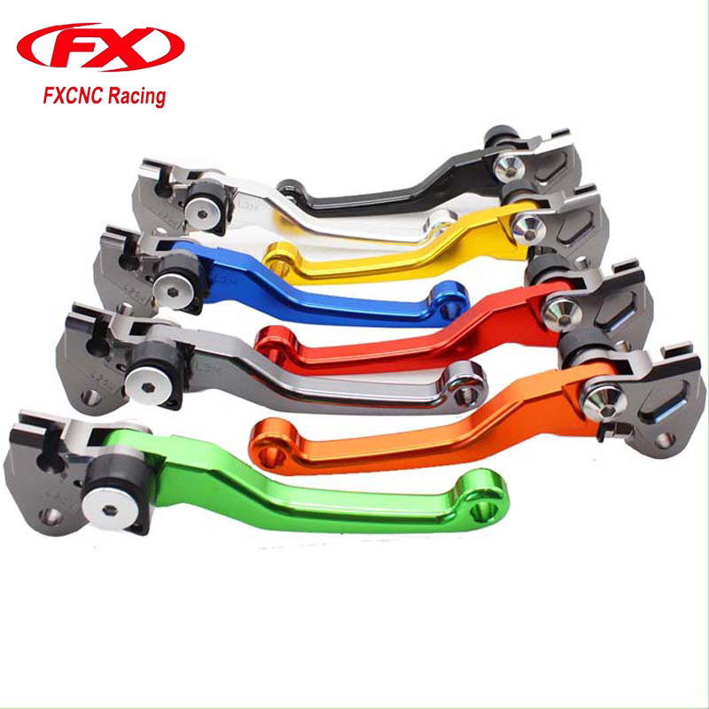FX CNC Dirt Bike Pit Brake Clutch Levers for Honda CRF250L CRF250M CRF 250L CRF 250M 2012 2013 2014 2015 2016  Motocross Parts