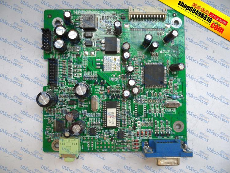 Free Shipping> VS17 logic board 715L1403-H driver board / motherboard / signal board-Original 100% Tested Working free shipping original 100% tested working vg2021m driver board motherboard a220z1 z01 h s6 decode board