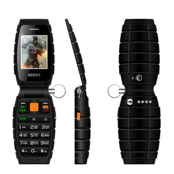 Servo v7 three sim phone 2 4 3 sim card 3 standby mobile phone flashlight power.jpg 250x250