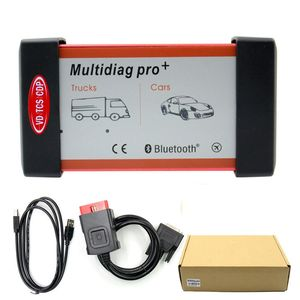 Image 4 - DHL Geben! (2016 R0/2015 R3) rot Multidiag Pro mit Bluetooth VD TCS CDP + 21 sprachen + VOLLEN satz 8 stücke AUTO KABEL für Autos & lkw
