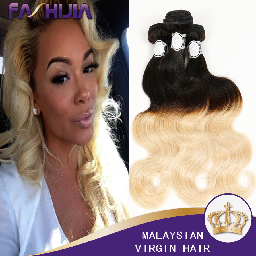 Sexy human hair malaysian body wave no tangle no shed hair weave sexy human hair malaysian body wave no tangle no shed hair weave 1b 613 ombre two tone blonde human hair extensions black women in hair weaves from hair pmusecretfo Choice Image