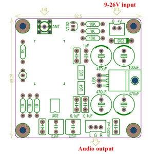 Image 2 - Lusya Csr 8675 moduł odbiorczy Audio Bluetooth 5.0 PCM5102A moduł dekodujący I2S tablica DAC wsparcie APTX HD z anteną G11 006