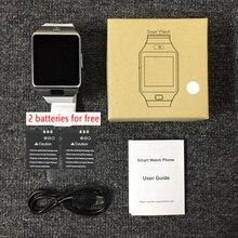 Keyou dz09 Smart watches ios compatib handgelenk mit men bluetooth  sim-karte sport smartwatch Tracker  android for iphone watch
