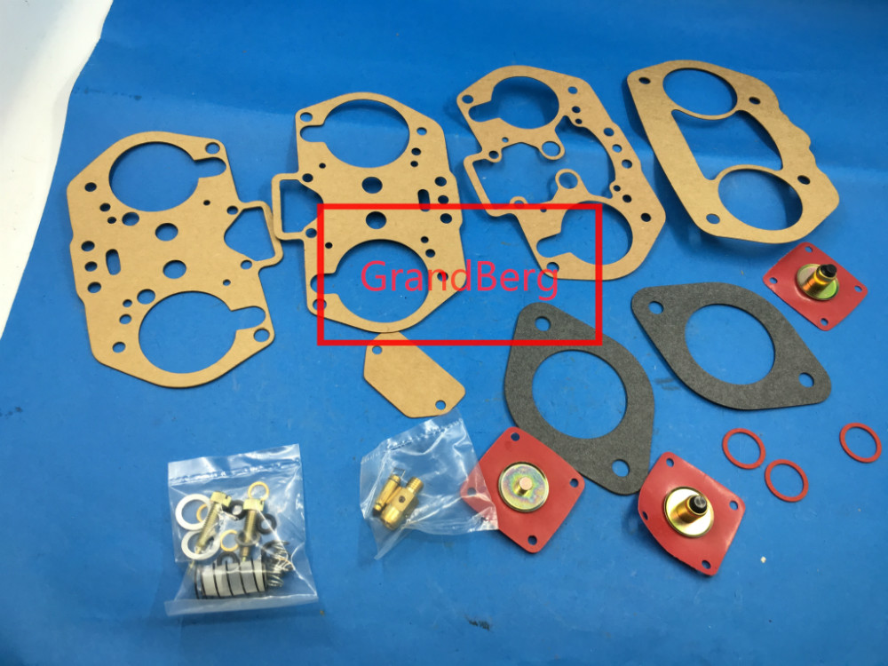 rebuild kit Gasket repair set for Weber 40 44 48 IDF carburetor carb EMPI HPMX 5 set carburetor carb repair gasket kit for husqvarna 50 51 55 chainsaw parts
