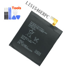 New 2500mAh LIS1546ERPC Replacement Battery For Sony Xperia C3 T3 D2533 M50W D5103 S55T S55U D2502 Bateria + Free Tools аккумулятор sony xperia c3 lis1546erpc partner 2500mah пр034351