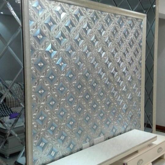 Paysota Mosaic Luxury Glitter Wallpaper Background Wall