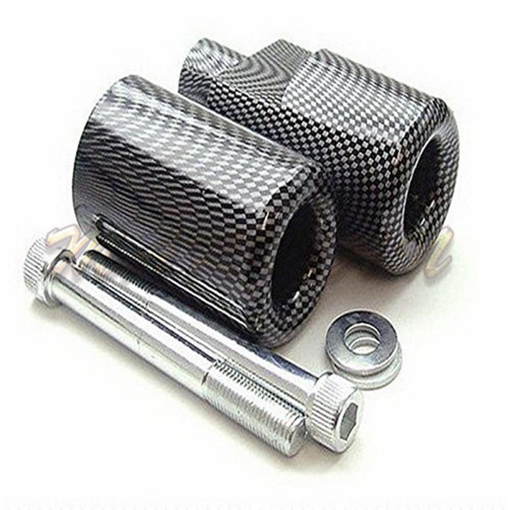 100% Waar Motorsport Valblokken Kuip Frame Protectors Slider Zwart Fit Voor 2005-2006 Kawasaki Ninja Zx6r Zx6 R Verpakking Van Genomineerd Merk