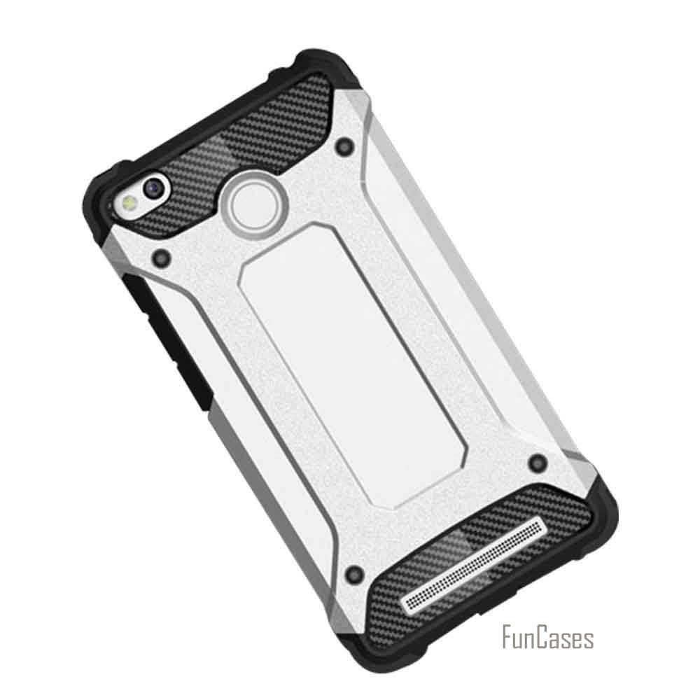 ل Xiaomi Redmi 3 S حالة الصلب الأوساخ مقاومة عودة درع غطاء الهاتف أكياس الحالات ل Xiaomi Redmi 3 برو 3 S قذيفة كابا 5.0 بوصة