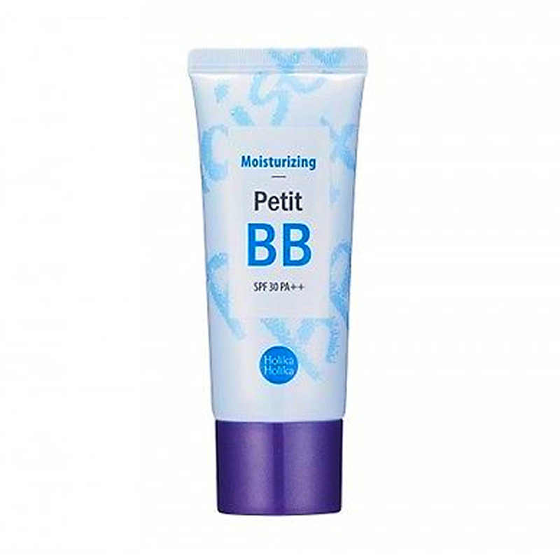 Holika Holika Petit BB Cream SPF 30 PA + + + Pelembab Wajah Bb Cream Korea Kosmetik Dasar Make Up Foundation concealer