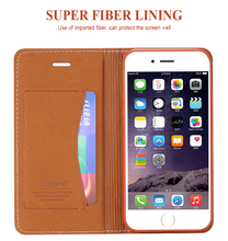 Noble Lord Original Stand Card Slot Flip Case for iphone6 4.7 Lychee Skin Retro Leather Vintage Luxury Cover for apple iphone 6