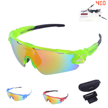 Sports Men Women UV400 Cycling Glasses Outdoor Mountain Bike MTB Bicycle Glasses Motorcycle Sunglasses Running Ciclismo