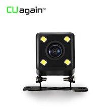 Cuagain 002 DVR HD Ночное видение 170C сзади Камера для автомобилей светодиодные IP68 Водонепроницаемый назад cam для 4 Булавки видео для вождения Регистраторы