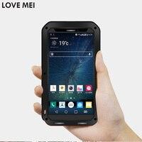 For LG LG V10 H968 F600L F600K S 5 7 Waterproof Shockproof Case LOVE MEI Powerful