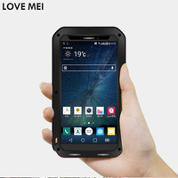 For LG LG V10 H968 F600L F600K S 5 7 Waterproof Shockproof Case LOVE MEI Powerful