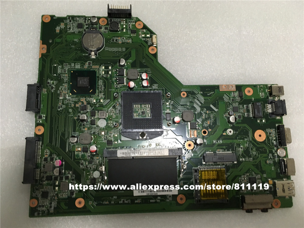 For ASUS K54C X54C Motherboard K54C REV:2.1 PGA989 60-N9TMB1000 USA Shipping