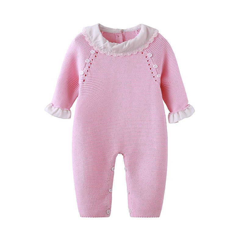 Auro Mesa Infantil Recién Nacido Bebé Hueco Suéter De Punto