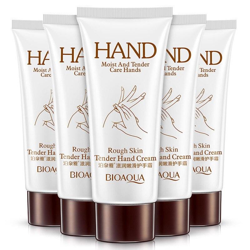 BIOAQUA whitening skin care moisturizing hand creams lotions Anti Aging Anti Chapping care nourishing Ageless hand Cream