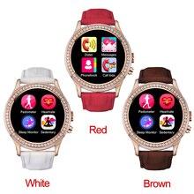 ต้นฉบับ1 smart watch d2 d5 k8 k18 lem1 k9 x5หน้าจอสัมผัสแบบcapacitiveที่มีการตรวจสอบอัตราการเต้นหัวใจบลูทูธ4.0ผู้หญิงsmart watch