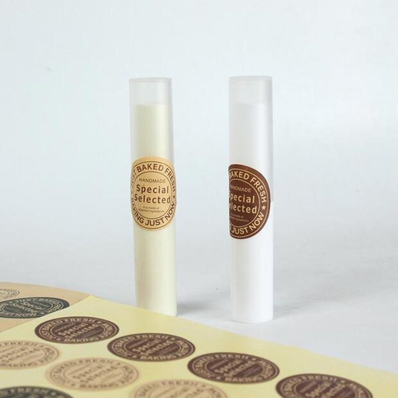 1 Blatt Lippenstift Rohr Aufkleber Lip Balm Rohre Dichtung Paste Nachfüllbare Flasche Werkzeuge Angenehm Im Nachgeschmack
