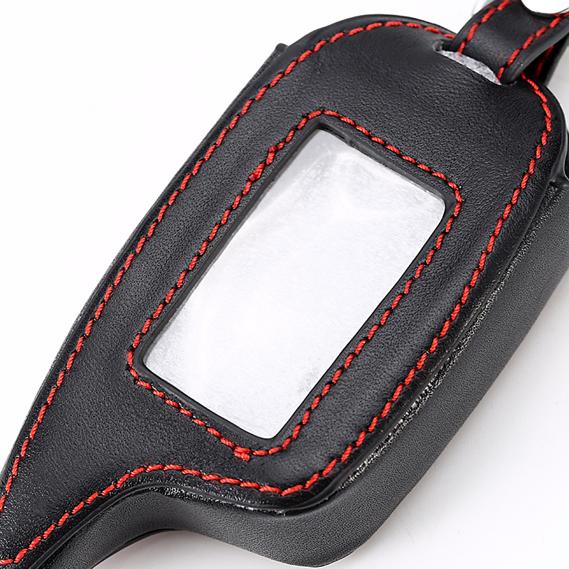 Case Magicar 7 Russian Version for Scher-khan Leather case for Magicar 6/7/8/9 LCD Two Way Car Alarm System M6 M7 M8 M9 Cover