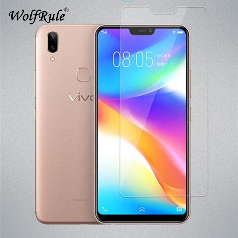 2PCS Screen Protector Glass Vivo V9 Tempered Glass For Vivo Y85 Glass Anti Scratch Film For Vivo V9 / Y85 Phone Glass