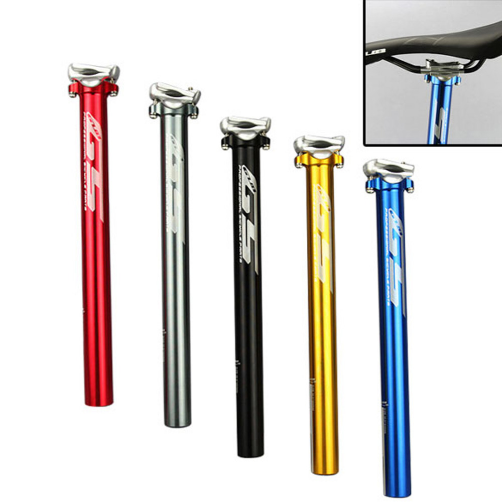 High Quality MTB Seatpost Extended GUB GS Ultra Light Weight Aluminium Bike Bicycle Seat Post size 27.2mm,30.9mm,31.6mm SS