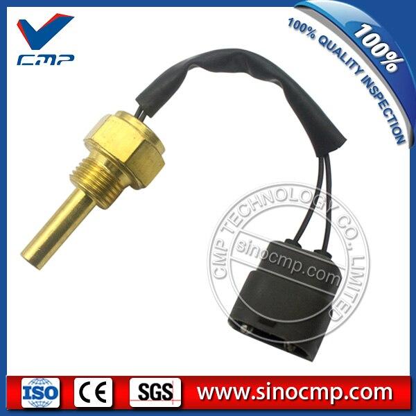 EC290B EC240B VOE14508670 14508670 para Peças de Escavadeira Volvo Sensor de Temperatura da Água