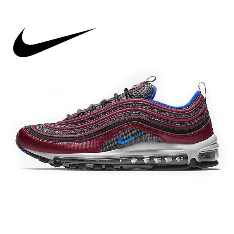 Original auténtico Nike Air Max 97 OG zapatos para correr