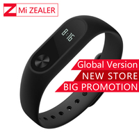 Global Version Xiaomi Mi Band 2 Smart Bracelet Wristband Miband 2 Fitness Tracker Android Bracelet Smartband Heart rate Monitor