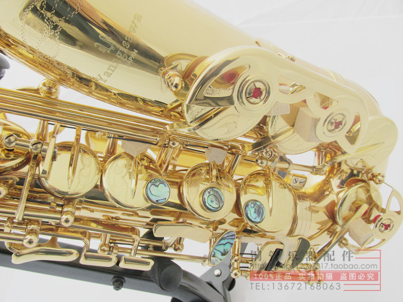 купить Saxophone YANAGISAWA new W01 A 901 Alto saxophone Send the original metal mouthpiece Free shipping Musical Instruments недорого
