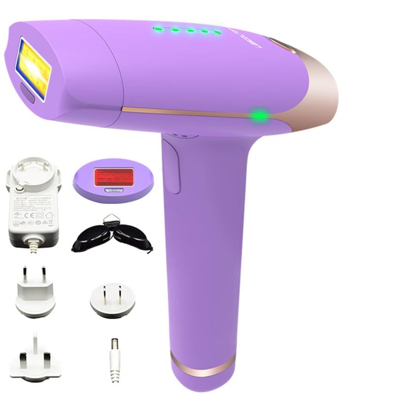 2018 Hot epilator 400000 Pulse Laser Epilator Permanent Smärtfri IPL - Rakning och hårborttagning - Foto 3