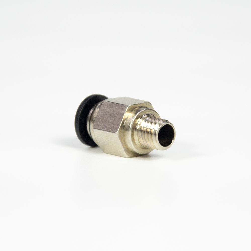 Longer 3D Printer LK1 Pneumatic Fittings Connector PC-M6 Compatible With Alfawise U20 Pneumatic Connectors