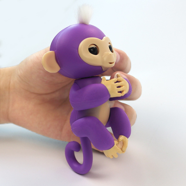 Kids Toys Fingerlings Baby Monkey