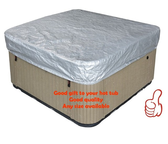 hot tub cover jacket 216cmx222cmx30cm hot tub spa cover cap T shirt ...