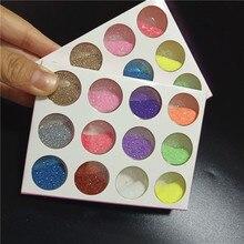 12 шт. набор цветов DIY пудра с алмазным блеском для Временной Татуировки дети ребенок живопись для лица тела украшения Рождество ногтей искусство инструмент
