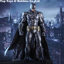 цена на Full set Hot Toys VGM26 1/6 Batman Arkham Knight Video Game Masterpiece figure Toy Collectible Figure Doll Toys Gift with box