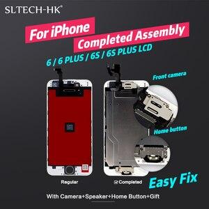 Image 3 - ЖК экран AAA + + для iPhone 6, 6S, 7, 8 Plus, полная сборка, 3D сенсорный экран, сменный дисплей