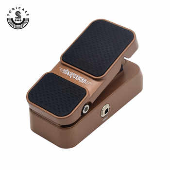 Sonicake Passive Volume Expression Guitar Effects Pedal True Analog Circuit Design Hard Plastic Lightweight Casing Rob QEP-02 - DISCOUNT ITEM  53% OFF All Category