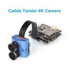 Caddx Tarsier 4K Dual Lens Super WDR Anti-Shake Mini HD FPV Camera DVR Dual Audio OSD for Beta85X 4K RC Racing Drone Quadcopter