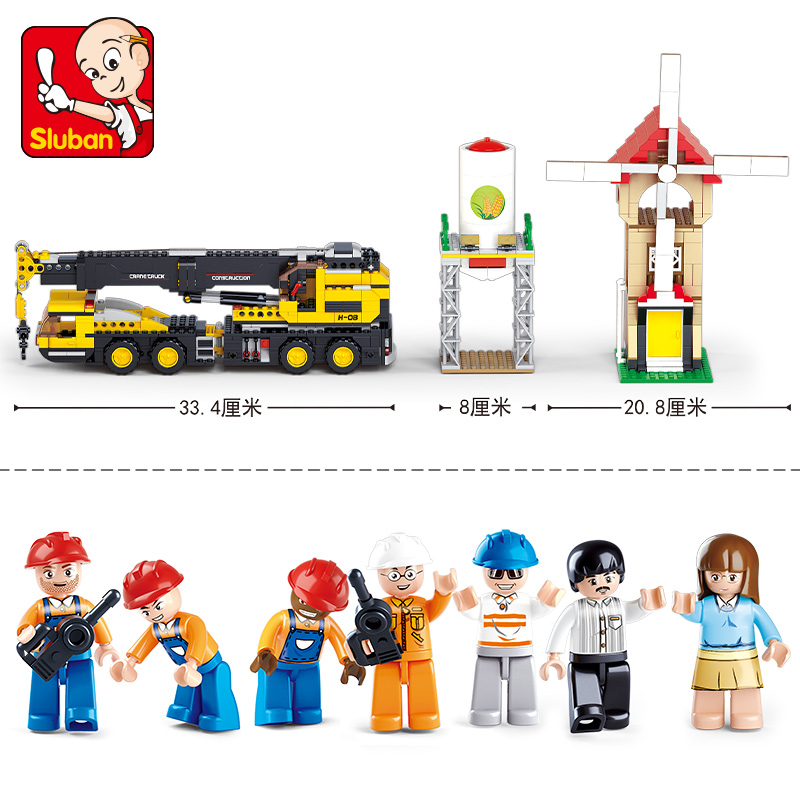 0553 767pcs Construction Constructor Model Kit Blocks Compatible LEGO Bricks Toys for Boys Girls Children Modeling0553 767pcs Construction Constructor Model Kit Blocks Compatible LEGO Bricks Toys for Boys Girls Children Modeling