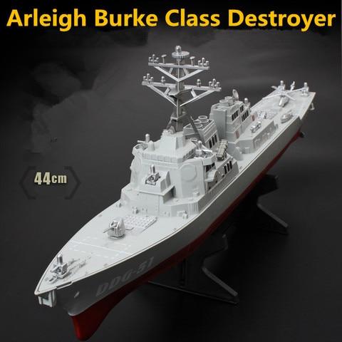 brinquedos modelo estatico para criancas arleigh burke classe destroyer destroyers de misseis modelo militar brinquedos