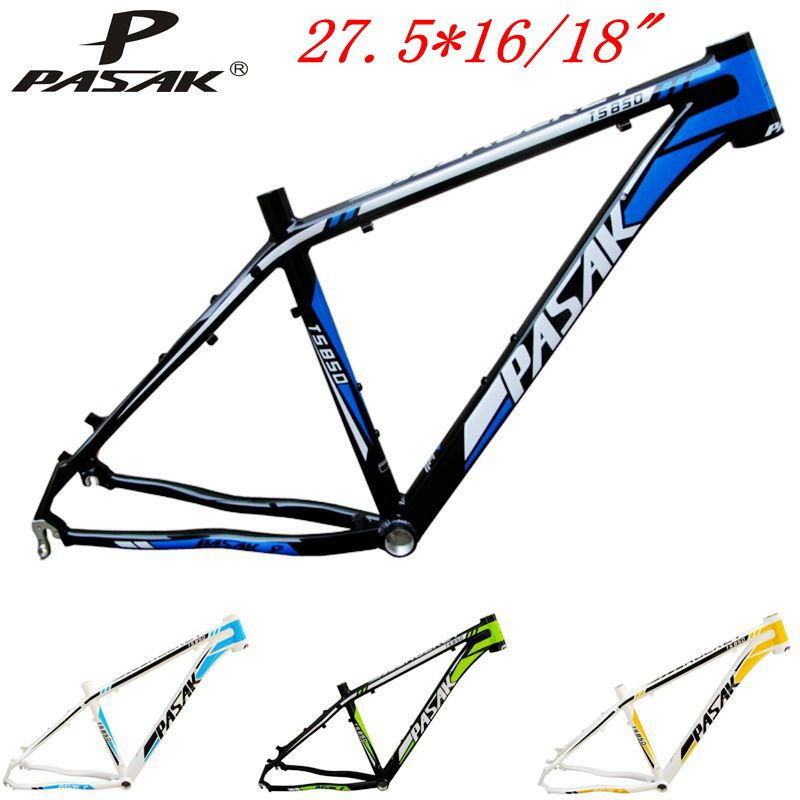PASAK Mountain-Bike-Frame Aluminum-Alloy 7005 TS850 Rocket Internal-Transmission Has